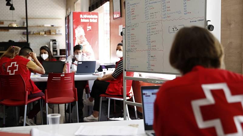24 horas - Cruz Roja: respuesta global ante la COVID y apuesta por los jóvenes - Escuchar ahora