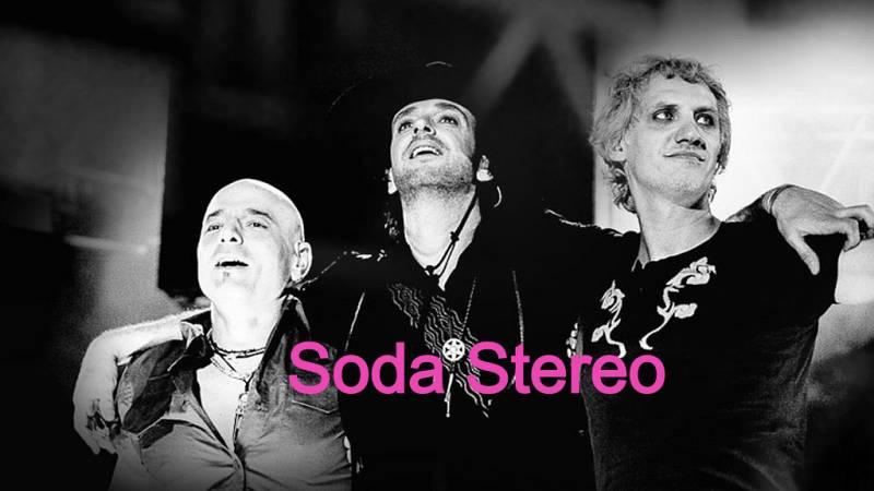Próxima parada - Soda Stereo & Genesis y King Crimson - 10/07/20 - escuchar ahora