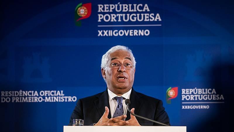 """Las mañanas de RNE con Íñigo Alfonso - António Costa: """"Debemos cumplir las normas de seguridad con rigor para no tener que volver a cerrar la frontera"""" - Escuchar ahora"""