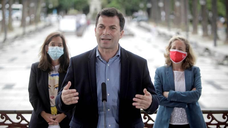 """Las mañanas de RNE con Íñigo Alfonso - Entrevistas electorales - Caballero (PSOE): """"Si los progresistas vamos a votar, habrá cambio en Galicia"""" - Escuchar ahora"""