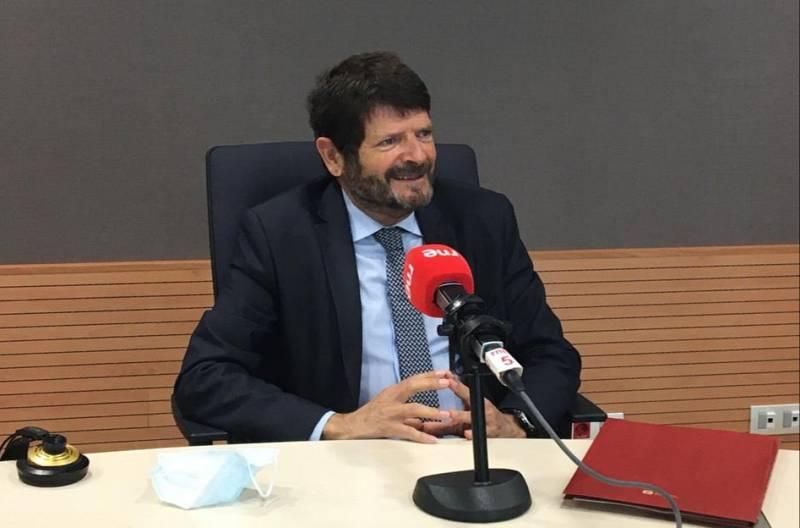 Ramón Castelló entrevista Albert Batlle 01/07/20