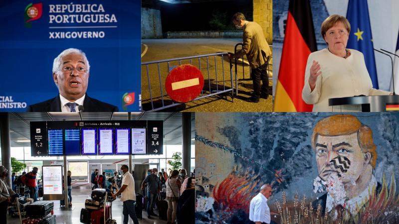 Crónica Interancional - La UE reabre de forma parcial sus fronteras - Escuchar ahora