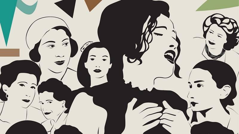 La LiBéLuLa - Cantando a las poetas del 27 (Sheila Blanco) - 01/07/20 - escuchar ahora
