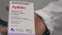 A golpe de bit - Buenas noticias del antitumoral Aplidin en la lucha contra el COVID-19 - 01/07/20