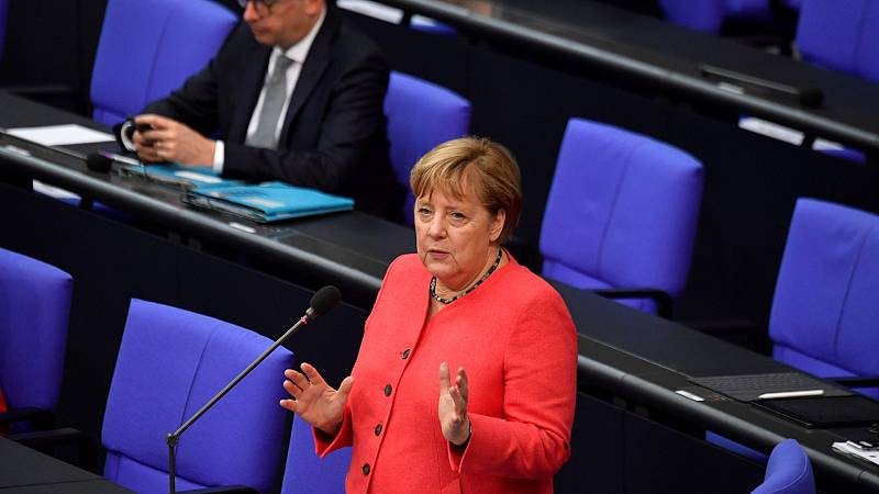 14 horas - Los retos de la presidencia alemana en la UE - Escuchar ahora
