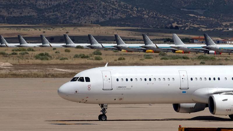 14 horas - La recuperación de las aerolíneas está siendo más lenta de lo previsto - Escuchar ahora