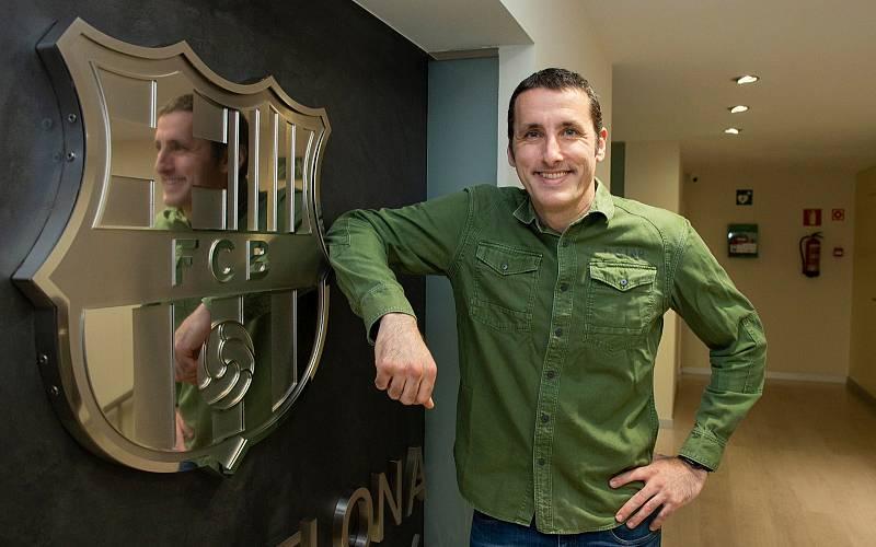 Més que esport - Conversem amb el porter i capità del Barça d'hoquei, Aitor Egurrola