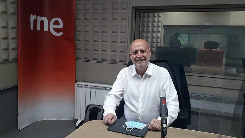 """Las mañanas de RNE con Íñigo Alfonso - Casal (Marea Galeguista): """"Estas elecciones van a decidir 30 años de la vida de este país"""" - Escuchar ahora"""