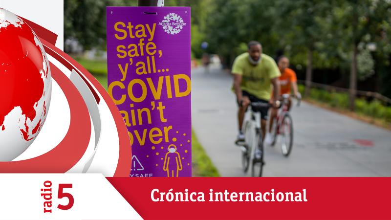 Crónica Internacional - Casi 11 millones de contagios de coronavirus en el mundo - Escuchar ahora