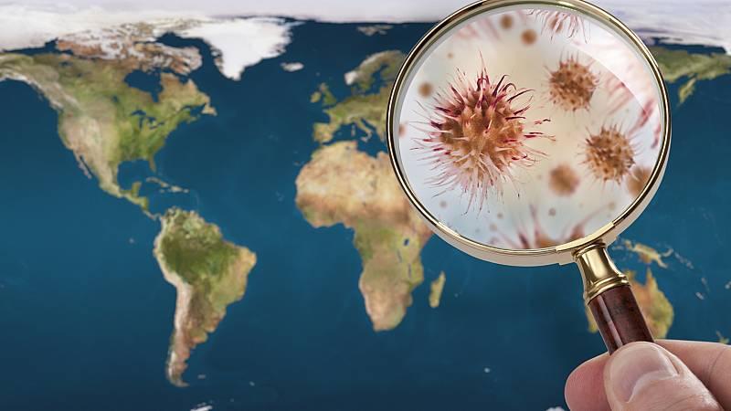El mundo desde las Casas - La evolución de la pandemia en África - 02/07/20 - Escuchar ahora