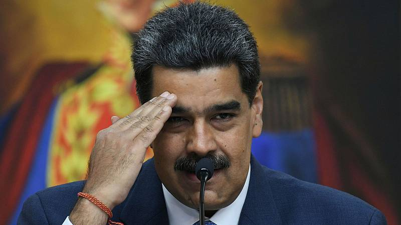 14 horas - La justicia británica rechaza a Maduro y reconoce a Guaidó el control de las reservas de oro - Escuchar ahora