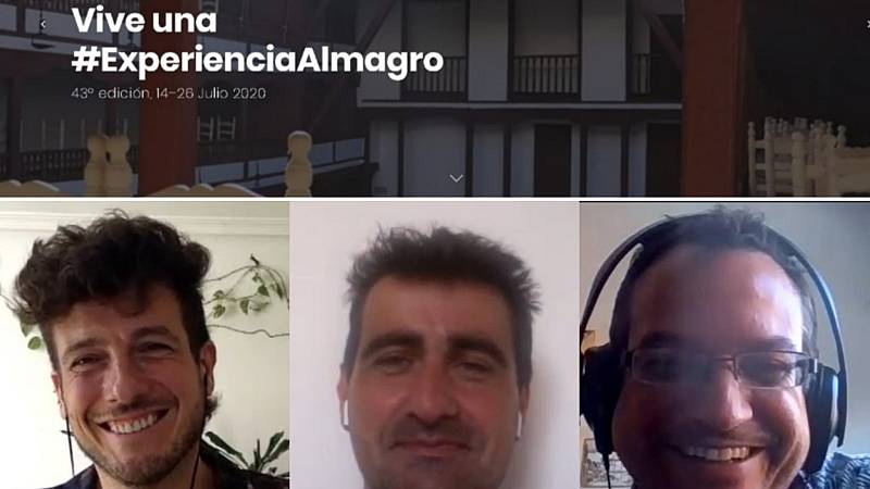 La sala - Avanzamos Almagro con Ignacio García y David Boceta - 02/07/20 - Escuchar ahora