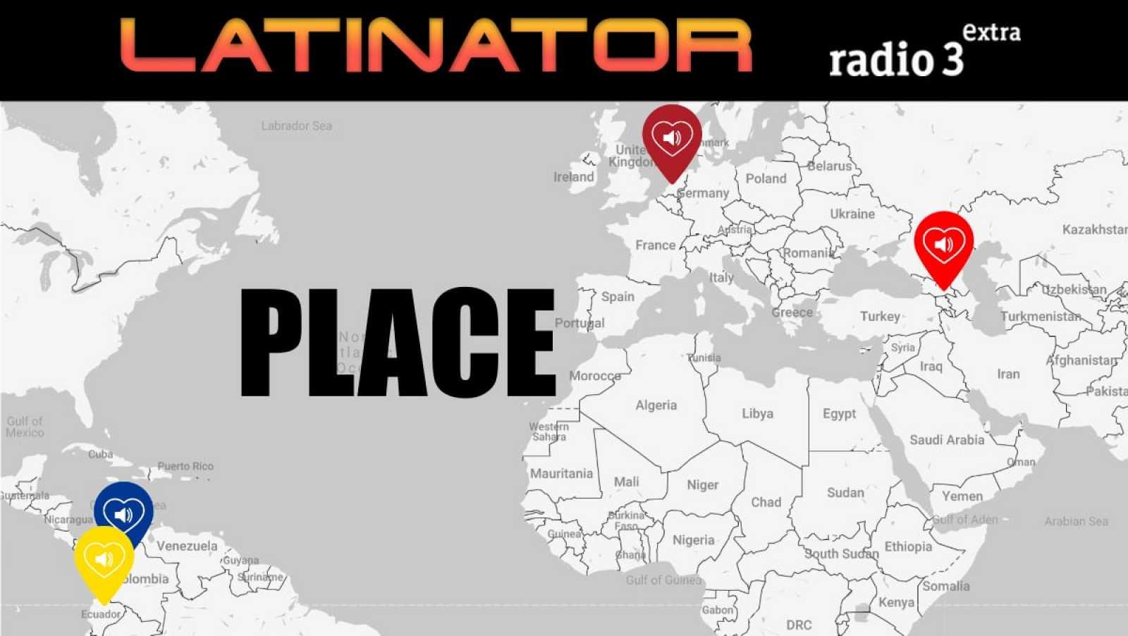 Latinator - Place - 02/07/20 - escuchar ahora