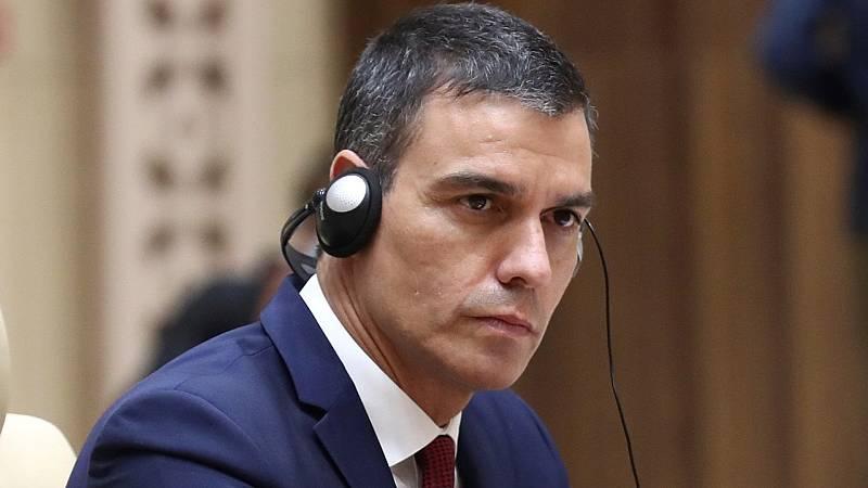 """24 horas - Sánchez anticipa una reforma fiscal: """"Es inevitable"""" - Escuchar ahora"""