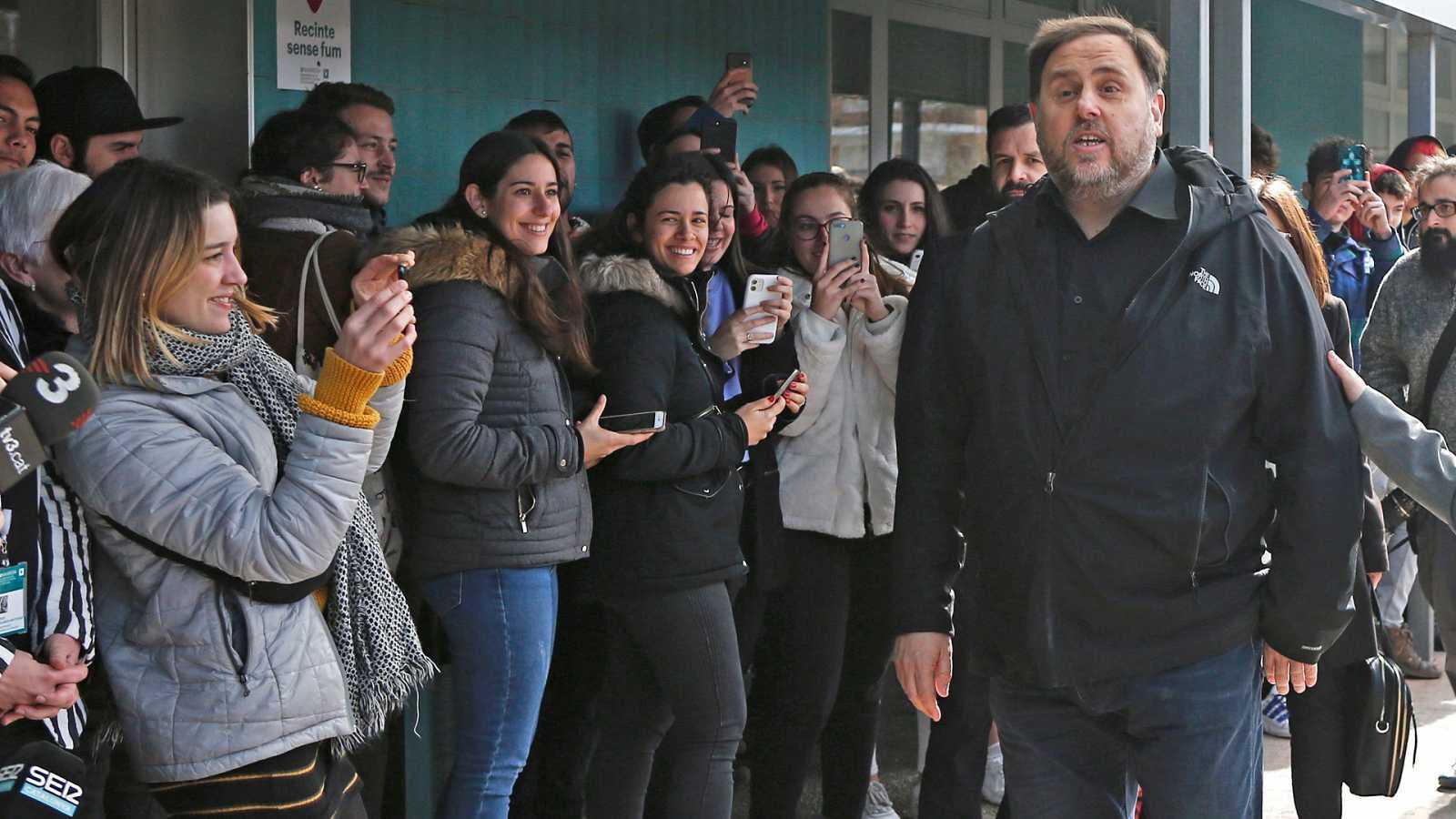 Edició Vespre - Les presons catalanes proposen el tercer grau pels presos independentistes