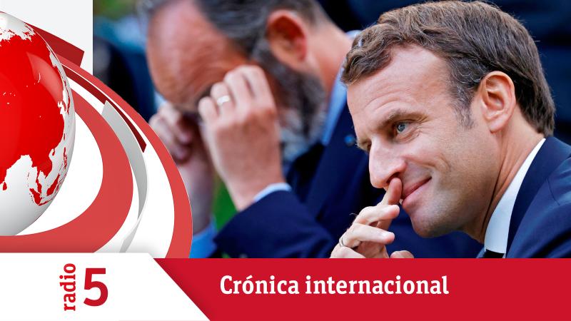 Crónica Internacional - Dimite el primer ministro francés, Edouard Philippe - Escuchar ahora