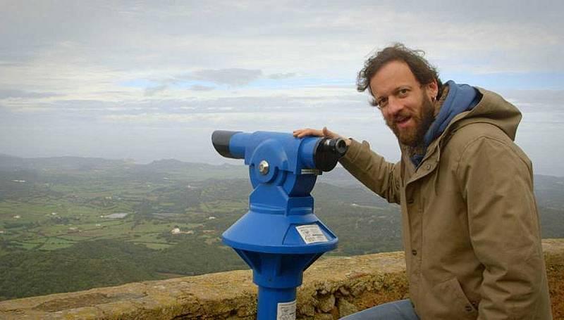 Edu Soto e Iván Massagué apoyan la cultura en la toscana catalana