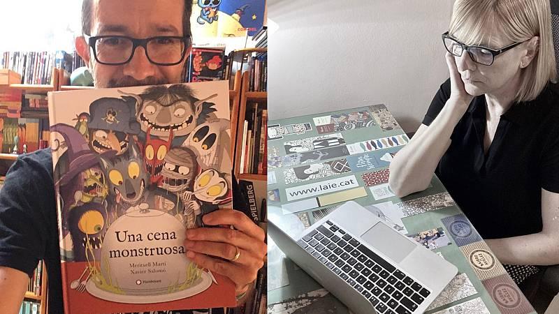 El ojo crítico - 'Una cena monstruosa' y 'Grisgrís', dos cuentos infantiles - Escuchar ahora