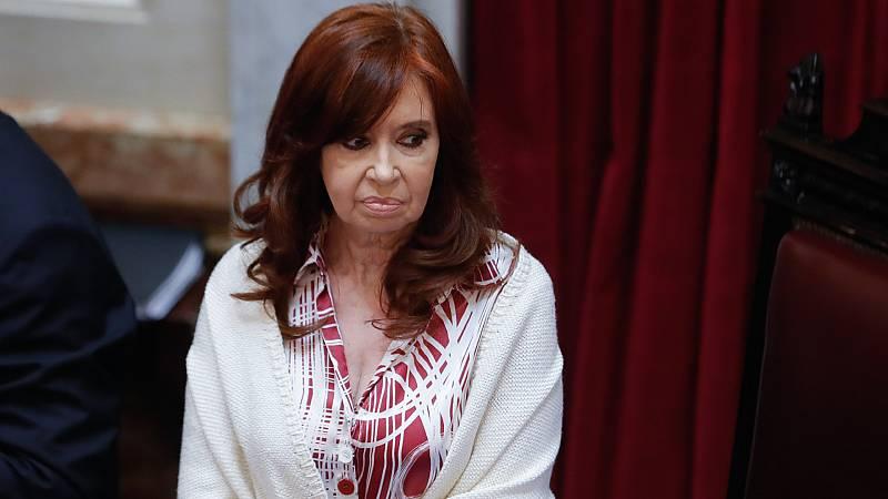 España a las 8 Fin de Semana - Hallan asesinado al exasesor de la expresidenta argentina Cristina Fernández - Escuchar ahora