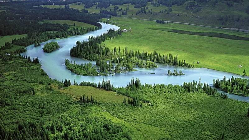 Espacio en blanco - Altai, tierra de maravillas - 05/07/20 - escuchar ahora