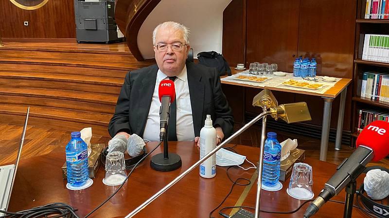 """Las mañanas de RNE con Íñigo Alfonso - Juan José González Rivas, presidente del TC: """"Somos servidores públicos que buscan una resolución satisfactoria a temas muy complicados"""" - Escuchar ahora"""