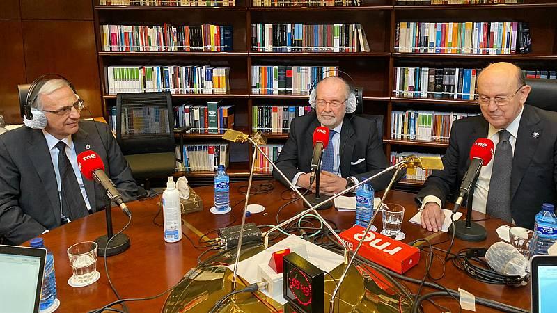 Las mañanas de RNE con Íñigo Alfonso - El Tribunal Constitucional en el desarrollo de los derechos y libertades de los ciudadanos - Escuchar ahora