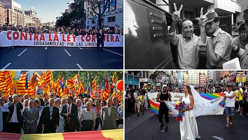 Las mañanas de RNE con Íñigo Alfonso - Las sentencias históricas del Tribunal Constitucional: de la 'ley Corcuera' al matrimonio homosexual - Escuchar ahora