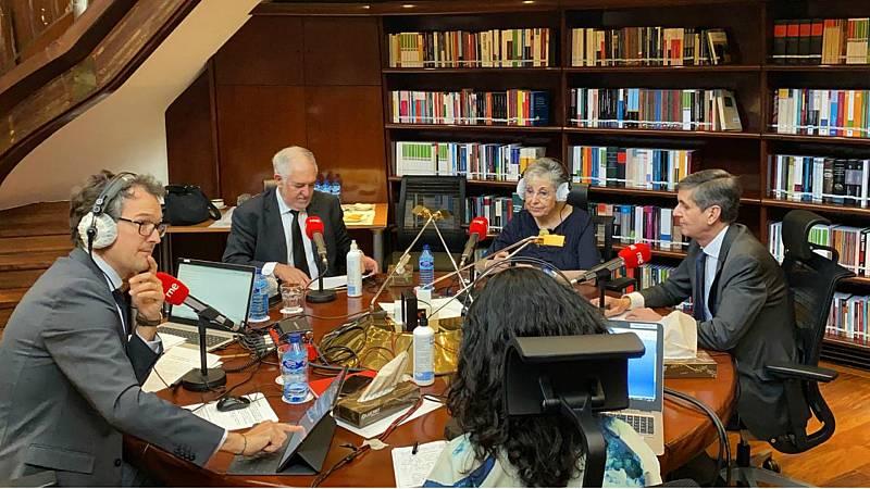 Las mañanas de RNE con Íñigo Alfonso - Los retos del Tribunal Constitucional - Escuchar ahora