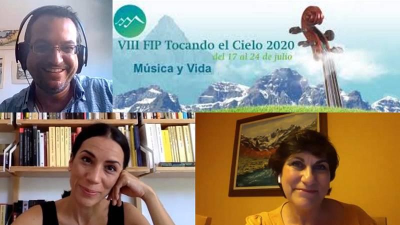 La sala - Avanzamos el Festival de Panticosa con Carmen Esteban e Itziar Miranda - 06/07/20 - Escuchar ahora