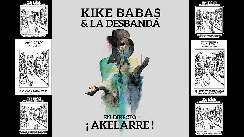 La libélula - 'Aplausos y caceroladas', 'Están todos muertos' y 'Akelarre' (Kike Suárez) - 07/07/20 - escuchar ahora