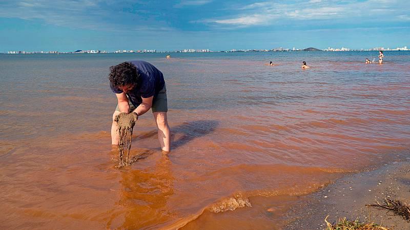 """Las mañanas de RNE con Íñigo Alfonso - El Pacto por el Mar Menor pide una ley """"útil y eficaz"""" - Escuchar ahora"""
