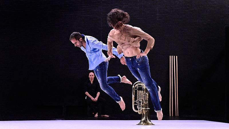 Artesfera - 'La desnudez' en los Teatros del Canal en Madrid - 07/07/20 - escuchar ahora