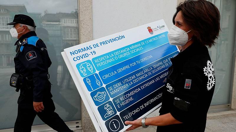 """Las mañanas de RNE con Íñigo Alfonso - El epidemiólogo Gestal dice que: """"Se pueden celebrar las elecciones en Galicia sin problemas"""" - Escuchar ahora"""