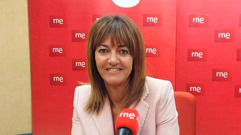 """Las mañanas de RNE con Íñigo Alfonso - Idoia Mendia (PSE): """"Somos la garantía de que el Gobierno vasco no toma decisiones ilegales que dividen y enfrentan a los ciudadanos"""" - Escuchar ahora"""