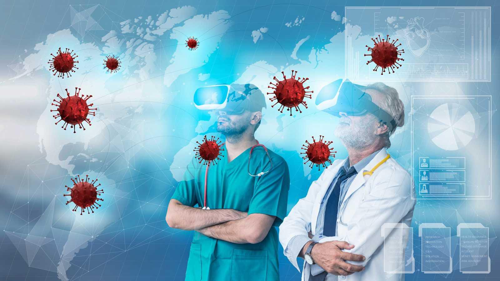 A golpe de bit - La tecnología 'arma' contra la pandemia - 09/07/20 - escuchar ahora