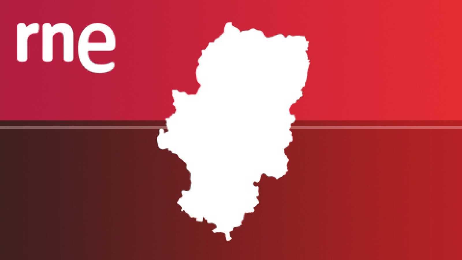 Crónica Aragón 13.10 - Los Reyes de España visitan San Juan de la Peña y Jaca donde se han reunido con representantes del sector turístico. - 08/07/2020 - Escuchar ahora