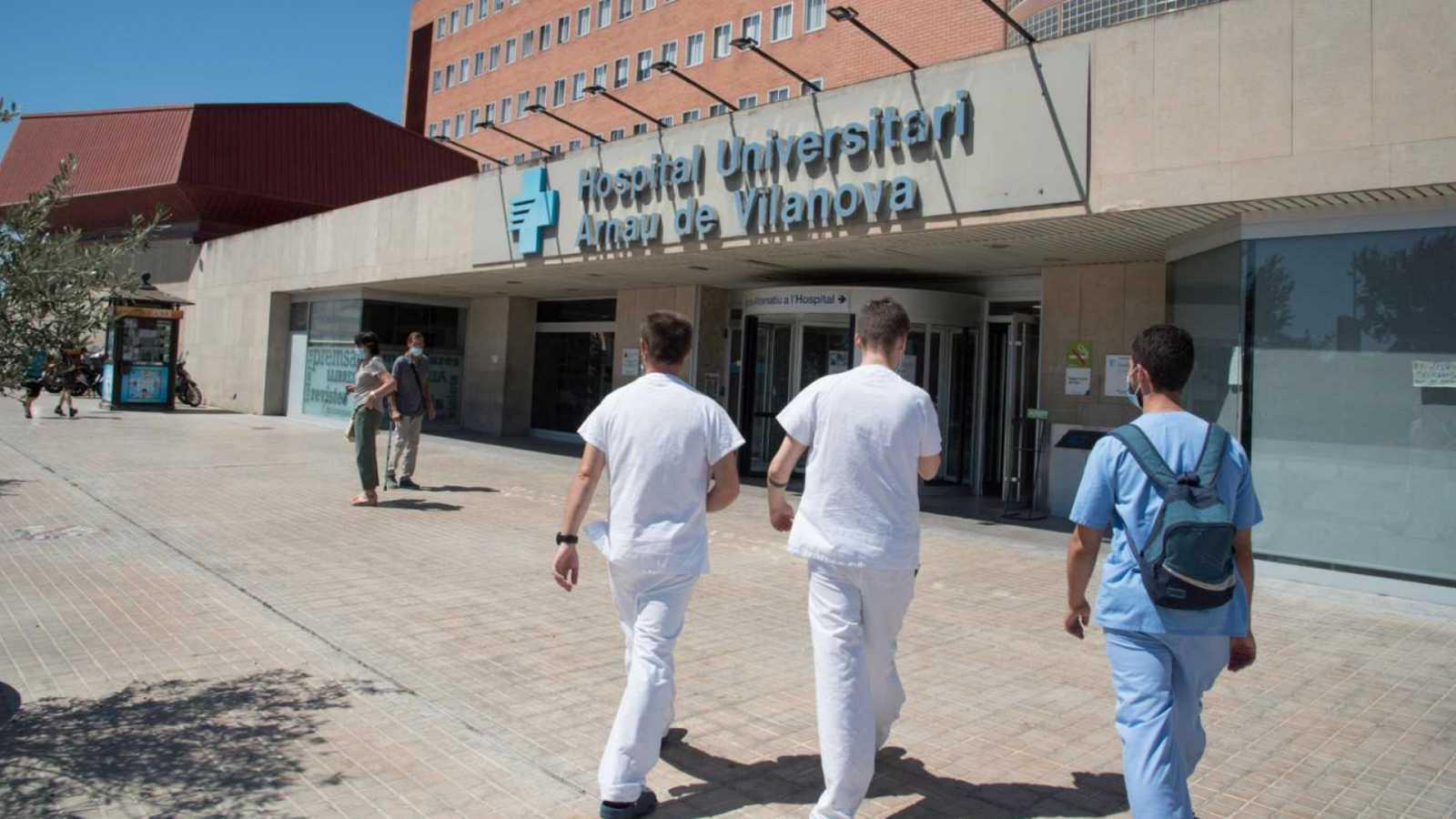 14 horas - Lleida pide médicos especialistas ante la previsión de aumento de contagios - Escuchar ahora