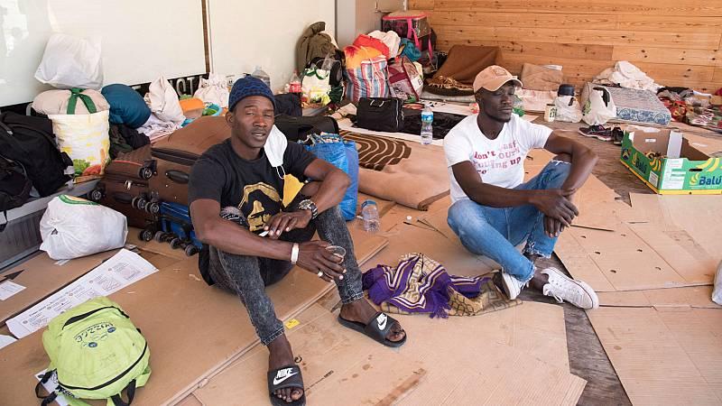 14 horas - Temporeros y agricultores, afectados por el brote del Segrià - Escuchar ahora