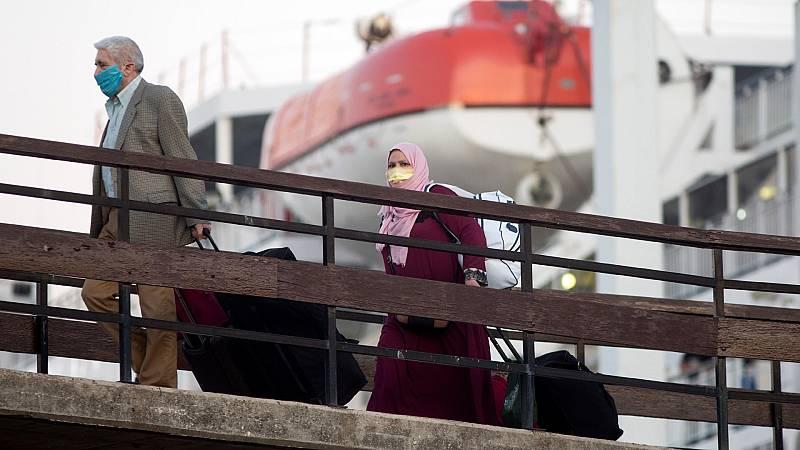 24 horas - Marruecos abrirá parcialmente sus fronteras el 14 de julio - Escuchar ahora