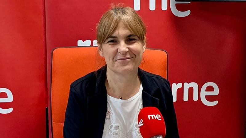 """Las mañanas de RNE con Íñigo Alfonso - Nerea Kortajarena (EH Bildu): """"Nuestras puertas están abiertas a todos los partidos que quieran mejorar la vida de los ciudadanos"""" - Escuchar ahora"""