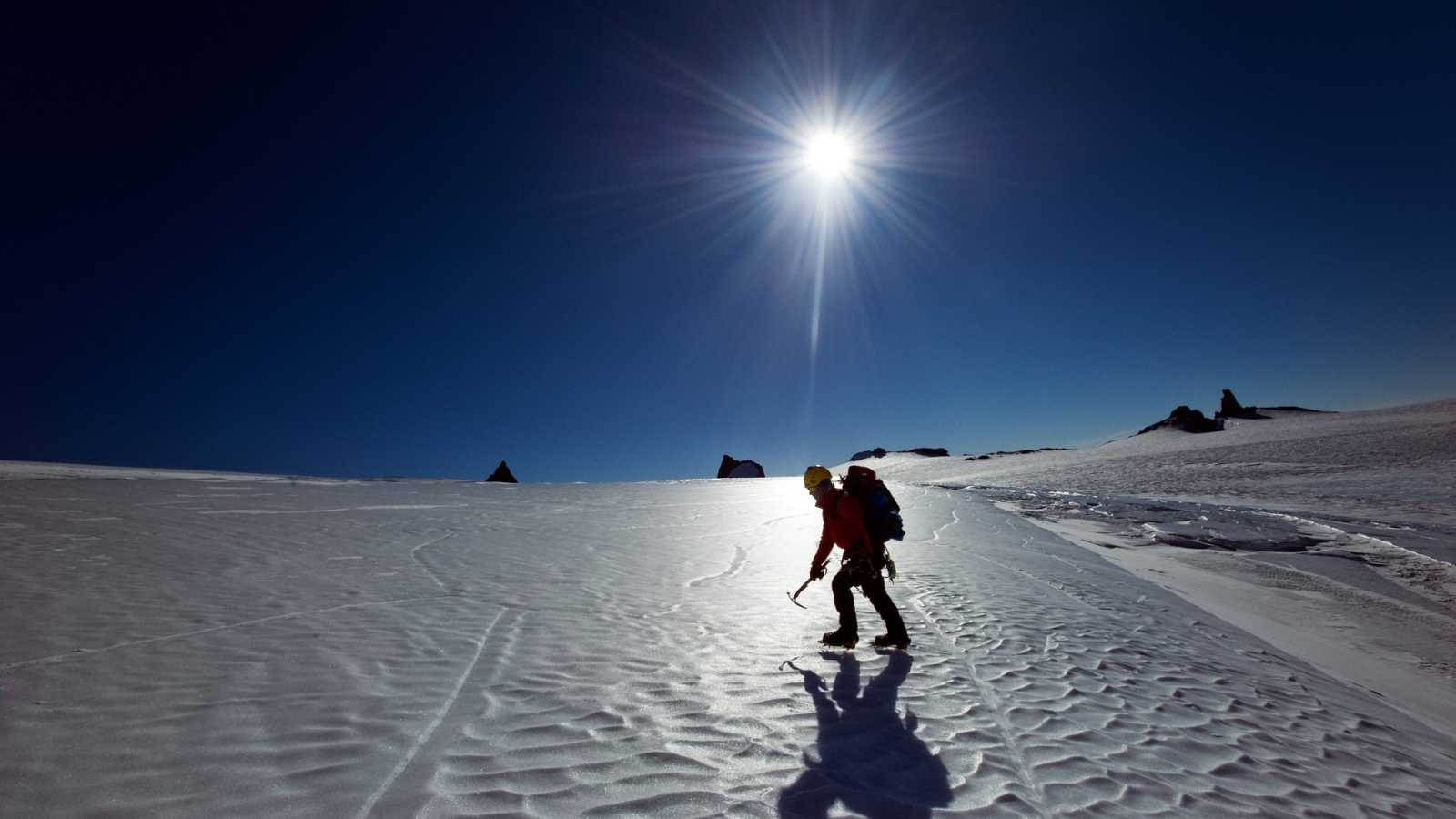 Memoria de delfín - Polo Sur: la conquista de Roald Amundsen - 11/07/20 - escuchar ahora