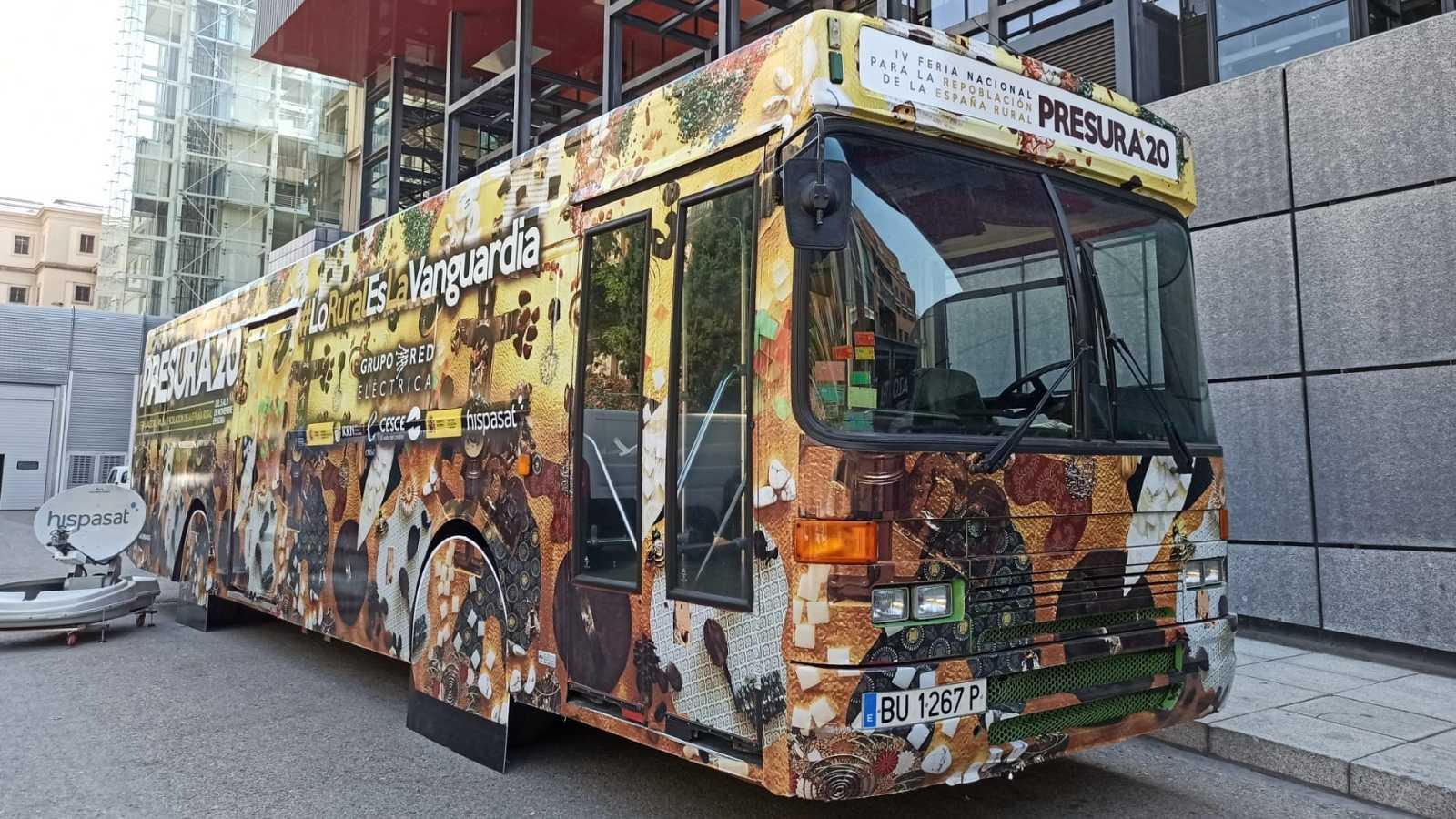 Por tres razones - El autobús de la repoblación vuelve a la carretera - 09/07/20 -escuchar ahora
