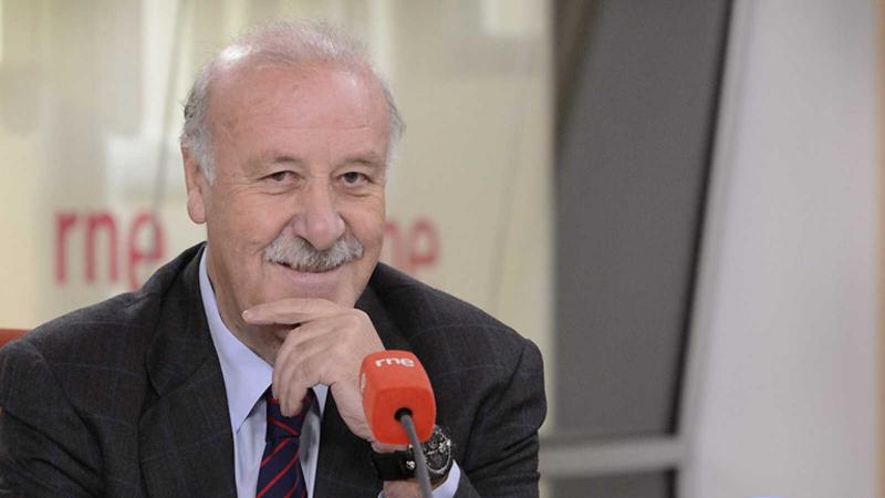 """Radiogaceta de los deportes - Vicente del Bosque: """"Ganar un mundial es algo histórico, hemos estado muchas veces cerca pero no la suerte de 2010"""" - Escuchar ahora"""