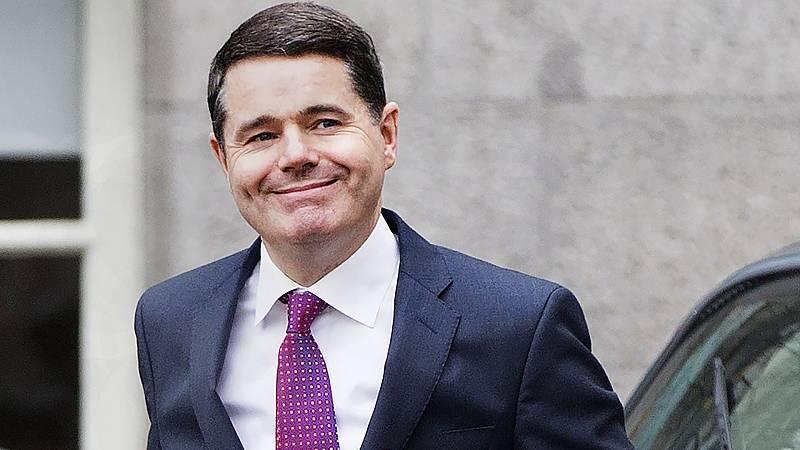 Cinco Continentes - El irlandés Paschal Donohoe, presidente del Eurogrupo