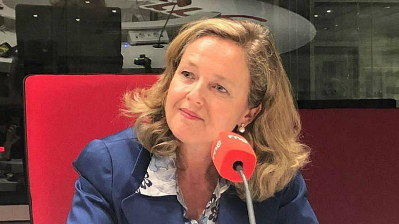 """Las mañanas de RNE con Íñigo Alfonso - Nadia Calviño: """"La derrota no debilita a España en la negociación del fondo de reconstrucción"""" - Escuchar ahora"""