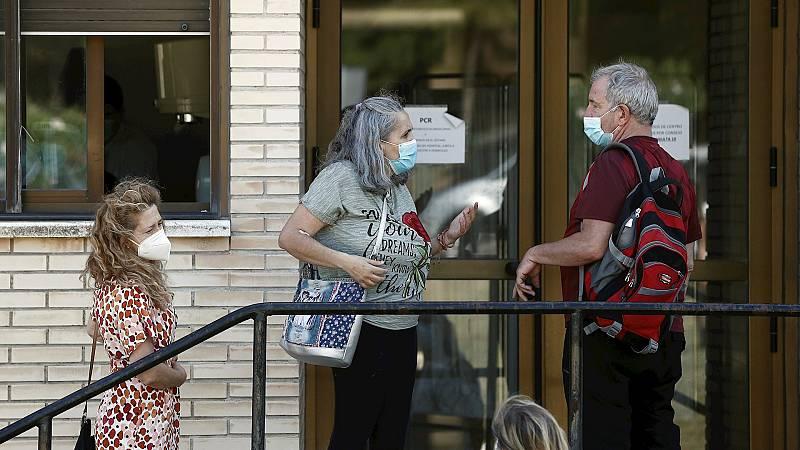 14 horas - Los rebrotes en España: aumentan los contagios en Lleida y Tudela; en Lugo se estabilizan - Escuchar ahora