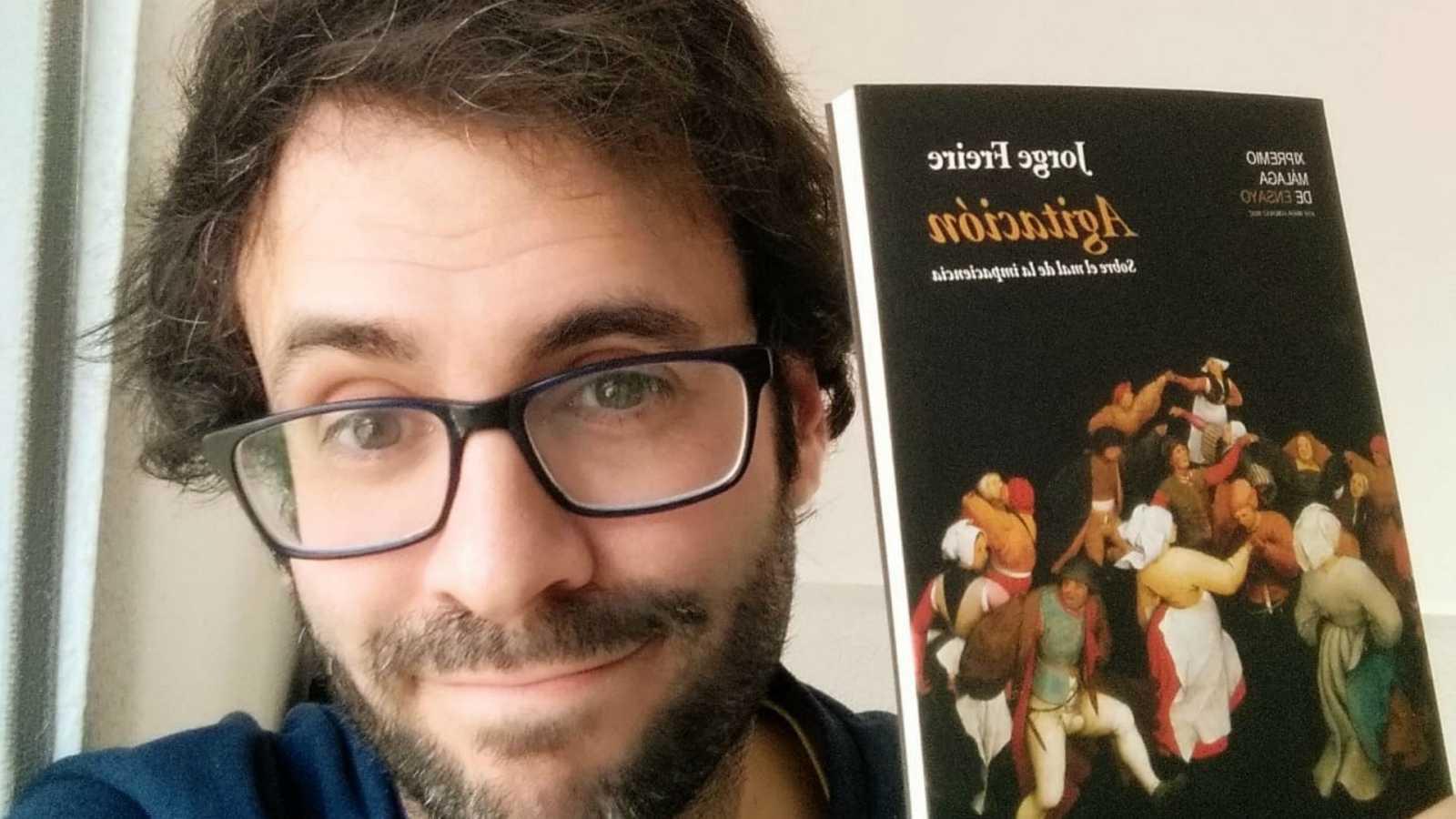 Diálogo y espejo - 'El mal de la impaciencia' con Jorge Freire - 11/07/20 - escuchar ahora