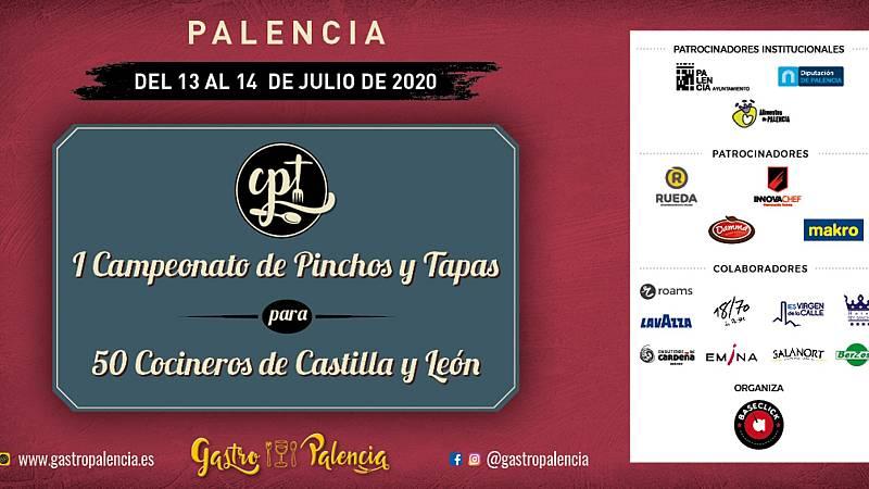 Degustar España - 1º Campeonato de Pinchos y Tapas de Castilla y León - 11/07/20 - Escuchar ahora
