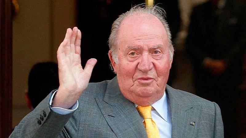 24 horas - Juan Carlos I sacó 100.000 euros al mes en billetes de su cuenta suiza entre 2008 y 2012 - Escuchar ahora