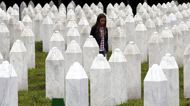 Cinco Continentes - La responsabilidad internacional en la matanza de Srebrenica - Escuchar ahora